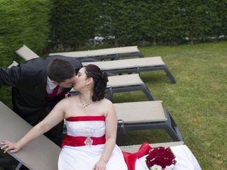 La boda de Ana Belén y Chus 1