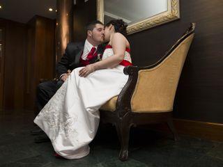La boda de Ana Belén y Chus 2