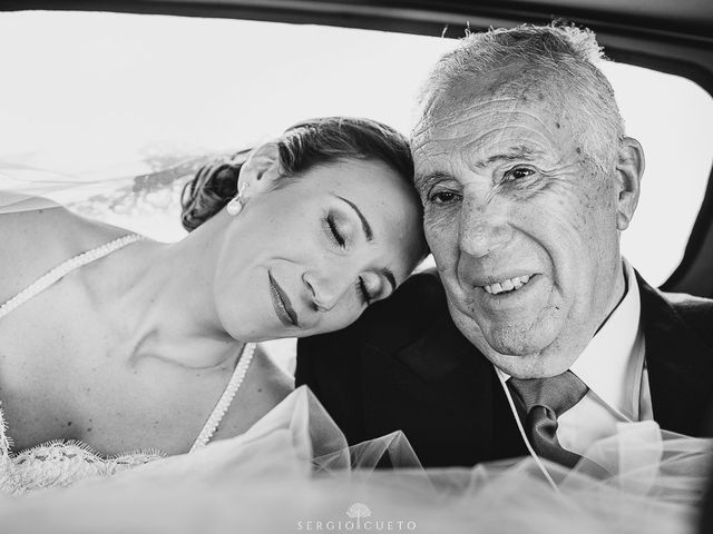 La boda de Romain y María en Retamar, Almería 15