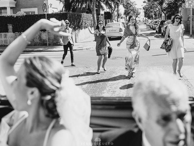 La boda de Romain y María en Retamar, Almería 16