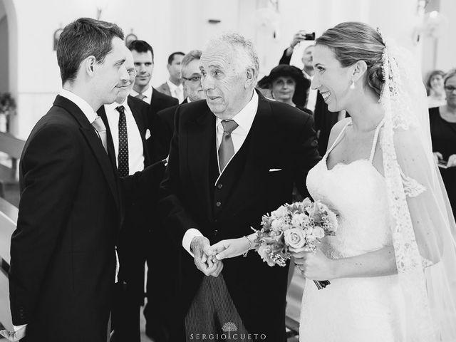 La boda de Romain y María en Retamar, Almería 17