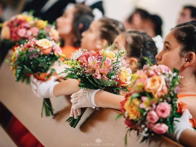 La boda de Romain y María en Retamar, Almería 21