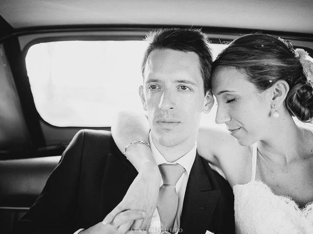 La boda de Romain y María en Retamar, Almería 25