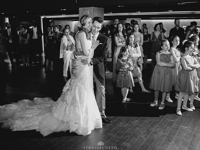 La boda de Romain y María en Retamar, Almería 33