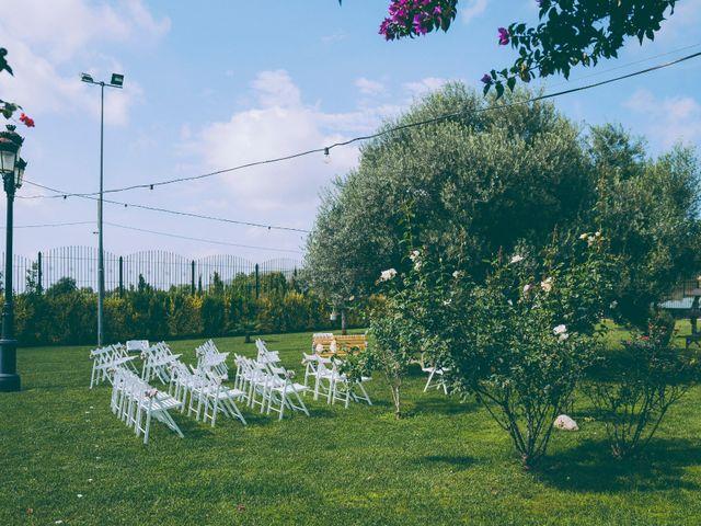 La boda de David y Thais en Alcalà De Xivert, Castellón 1