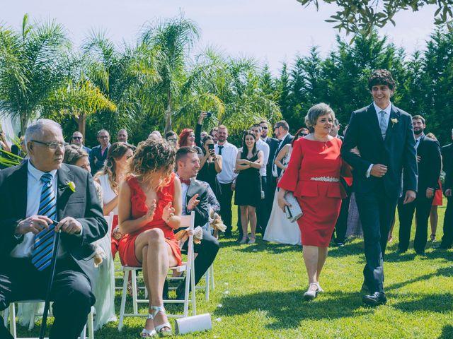 La boda de David y Thais en Alcalà De Xivert, Castellón 4
