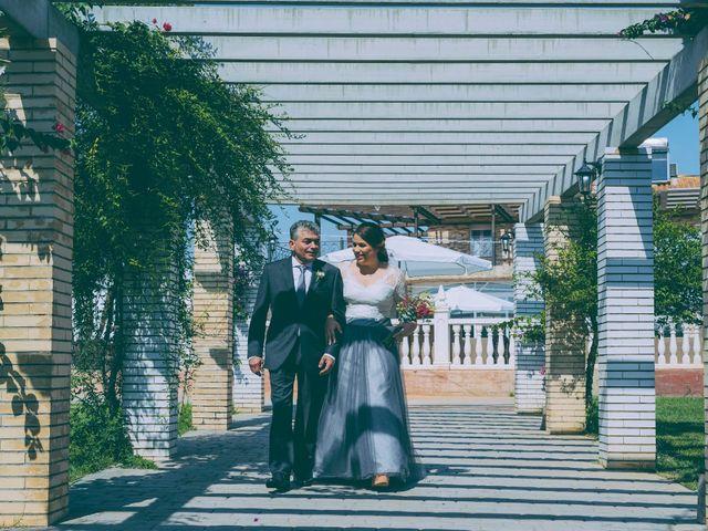 La boda de David y Thais en Alcalà De Xivert, Castellón 5