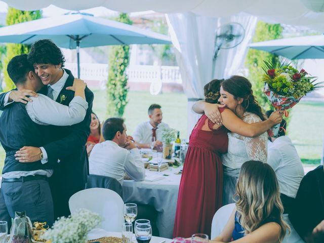 La boda de David y Thais en Alcalà De Xivert, Castellón 6