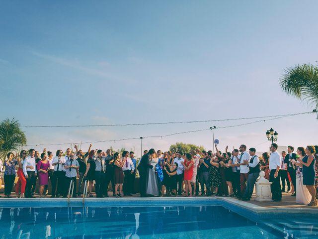 La boda de David y Thais en Alcalà De Xivert, Castellón 7