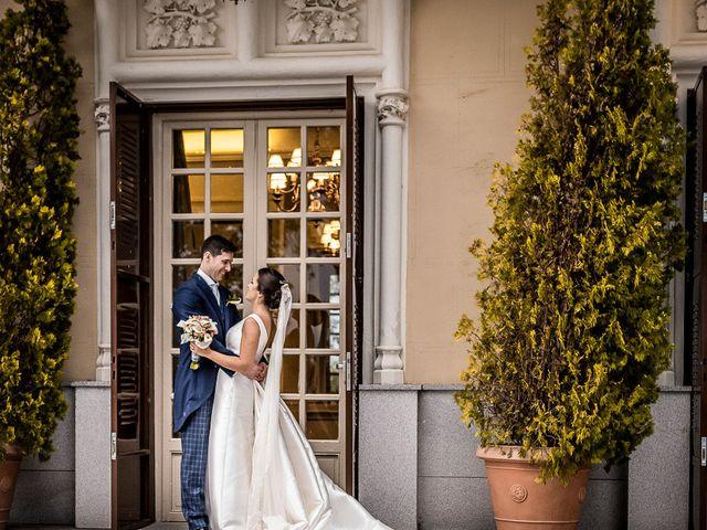 La boda de Iciar y Manuel