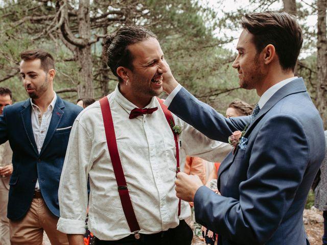 La boda de Andreu y Thais en Deltebre, Tarragona 62