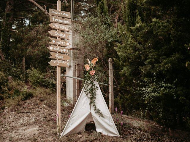 La boda de Andreu y Thais en Deltebre, Tarragona 63