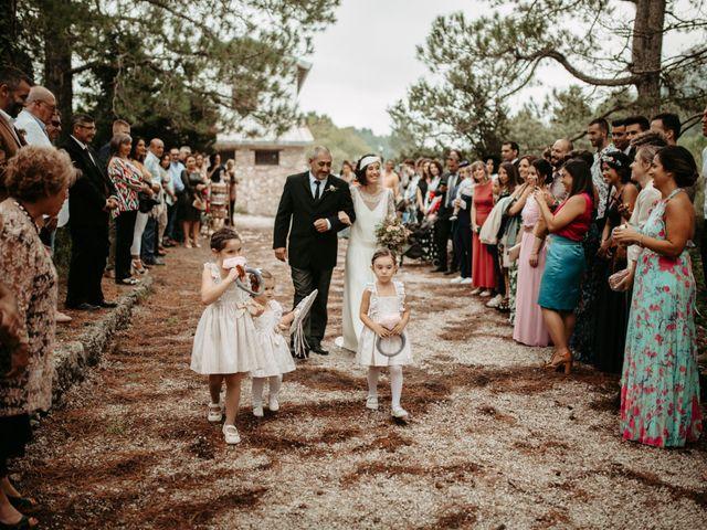 La boda de Andreu y Thais en Deltebre, Tarragona 71