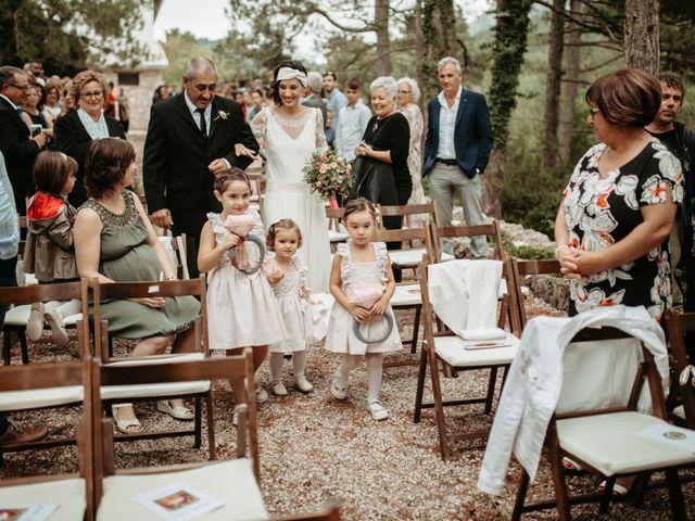 La boda de Andreu y Thais en Deltebre, Tarragona 72