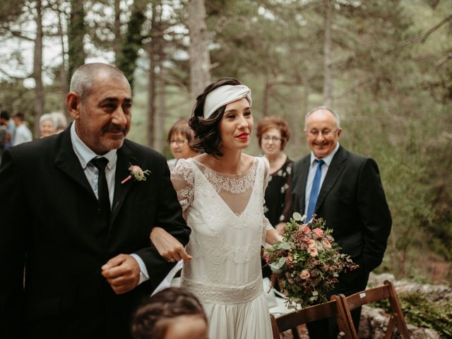La boda de Andreu y Thais en Deltebre, Tarragona 73