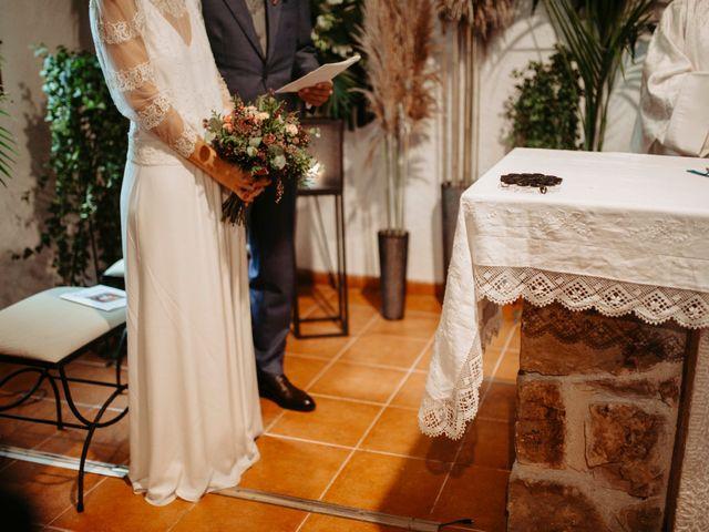 La boda de Andreu y Thais en Deltebre, Tarragona 76