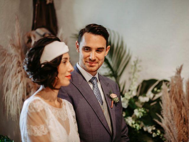 La boda de Andreu y Thais en Deltebre, Tarragona 86