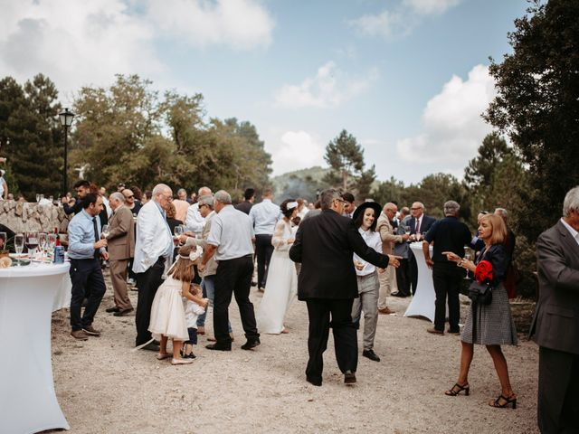 La boda de Andreu y Thais en Deltebre, Tarragona 100