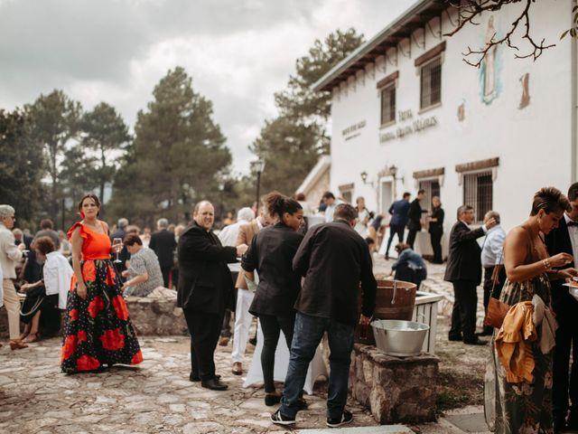 La boda de Andreu y Thais en Deltebre, Tarragona 102