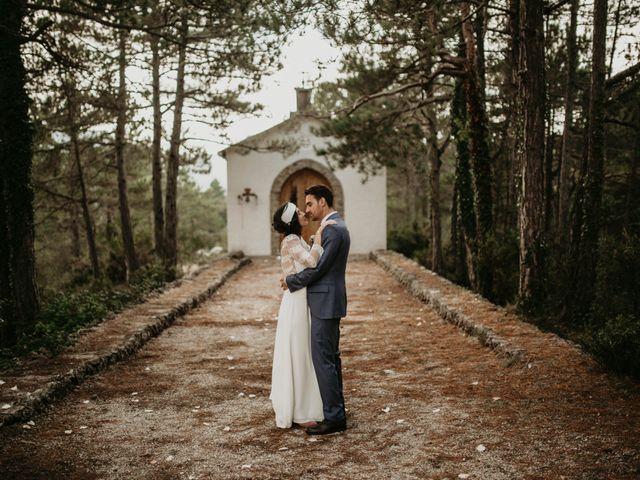 La boda de Andreu y Thais en Deltebre, Tarragona 120