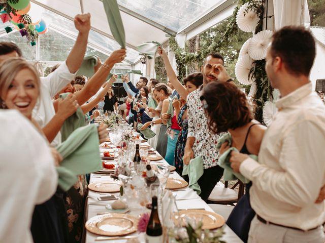 La boda de Andreu y Thais en Deltebre, Tarragona 131