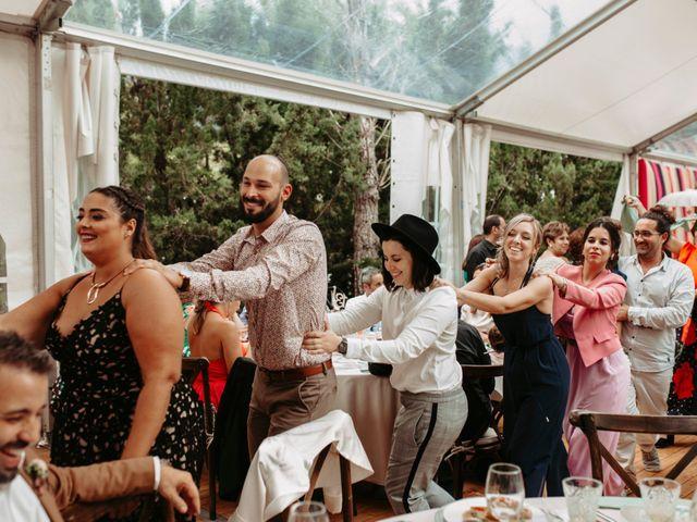 La boda de Andreu y Thais en Deltebre, Tarragona 147