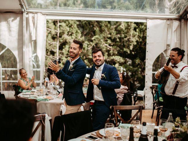 La boda de Andreu y Thais en Deltebre, Tarragona 151
