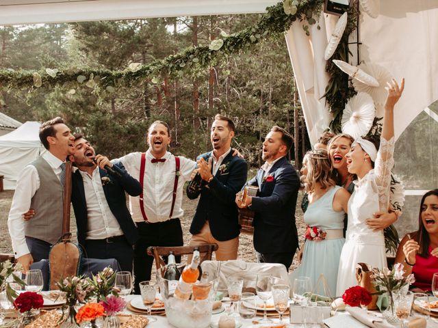 La boda de Andreu y Thais en Deltebre, Tarragona 154