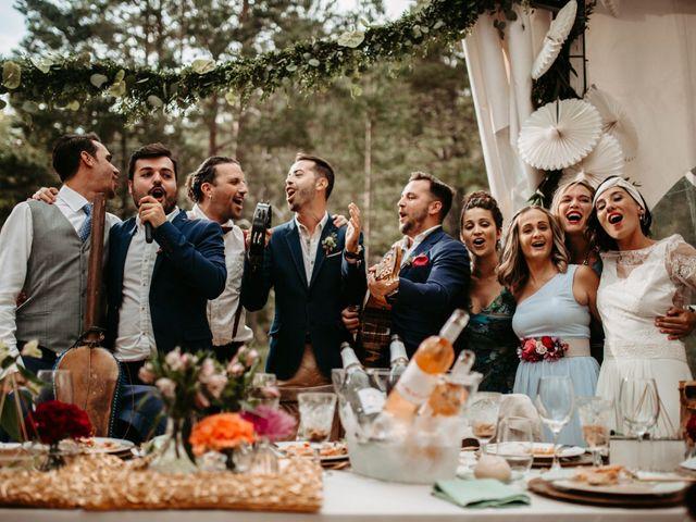 La boda de Andreu y Thais en Deltebre, Tarragona 155