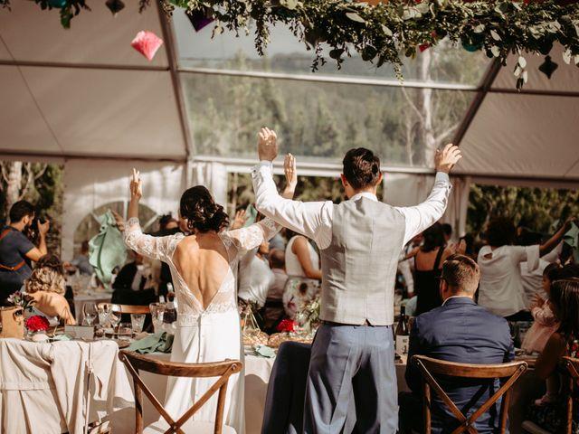La boda de Andreu y Thais en Deltebre, Tarragona 158