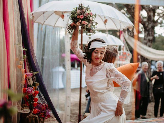 La boda de Andreu y Thais en Deltebre, Tarragona 164
