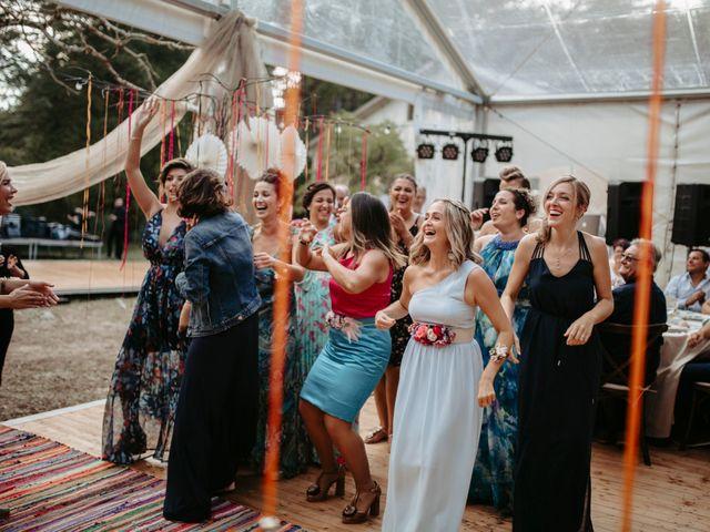 La boda de Andreu y Thais en Deltebre, Tarragona 165