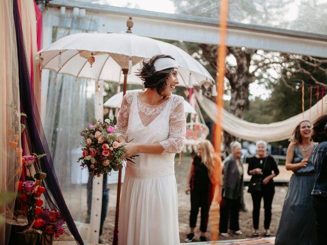 La boda de Andreu y Thais en Deltebre, Tarragona 166