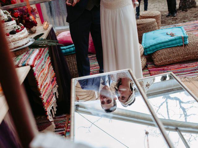 La boda de Andreu y Thais en Deltebre, Tarragona 171