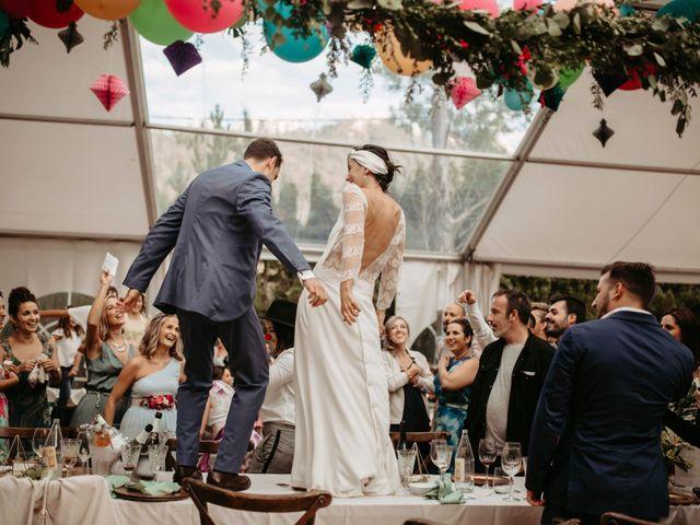 La boda de Andreu y Thais en Deltebre, Tarragona 177
