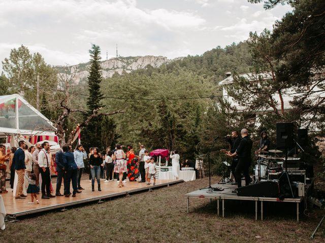 La boda de Andreu y Thais en Deltebre, Tarragona 183