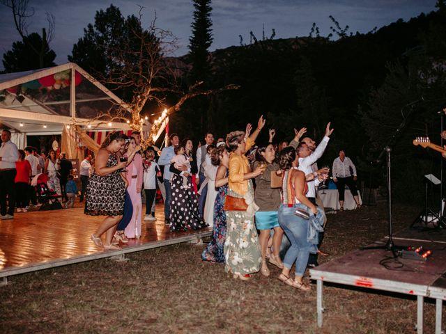 La boda de Andreu y Thais en Deltebre, Tarragona 187