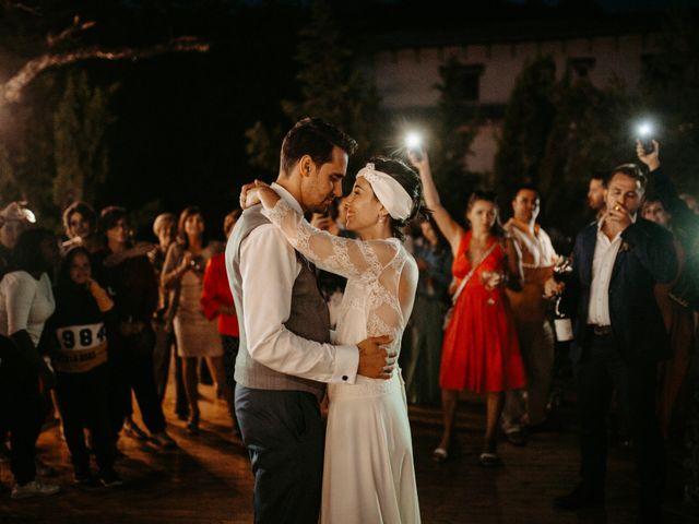 La boda de Andreu y Thais en Deltebre, Tarragona 190