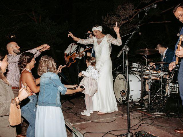 La boda de Andreu y Thais en Deltebre, Tarragona 197