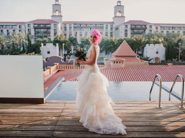 La boda de Javi y Zaíra en San Bartolome De Tirajana, Las Palmas 11