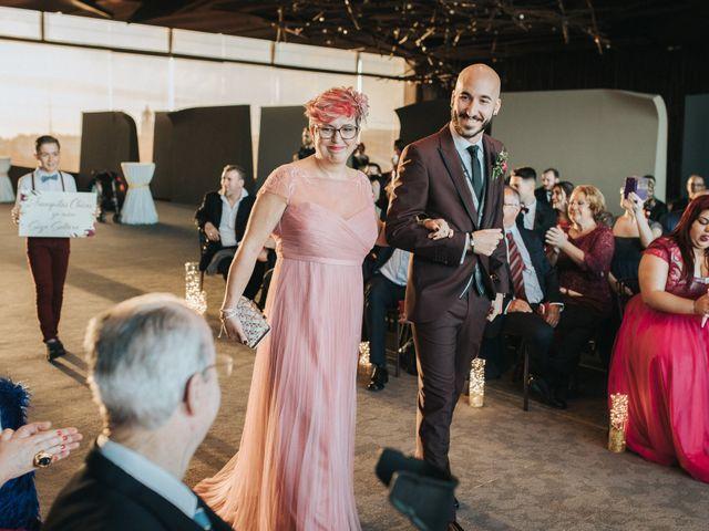 La boda de Javi y Zaíra en San Bartolome De Tirajana, Las Palmas 12