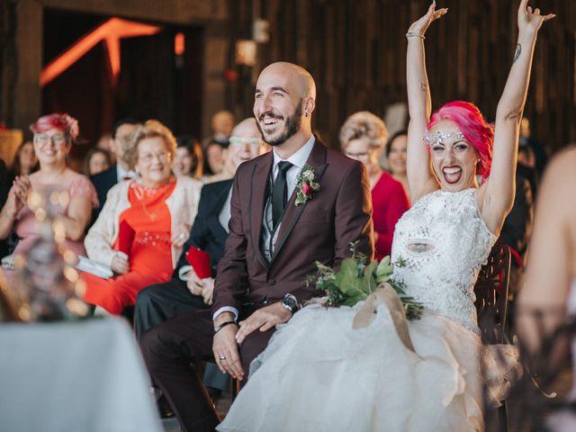 La boda de Javi y Zaíra en San Bartolome De Tirajana, Las Palmas 14