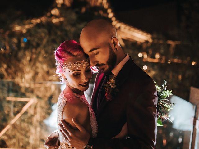 La boda de Javi y Zaíra en San Bartolome De Tirajana, Las Palmas 20