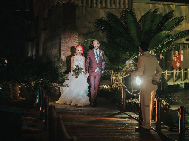 La boda de Javi y Zaíra en San Bartolome De Tirajana, Las Palmas 22