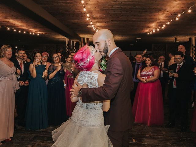 La boda de Javi y Zaíra en San Bartolome De Tirajana, Las Palmas 25