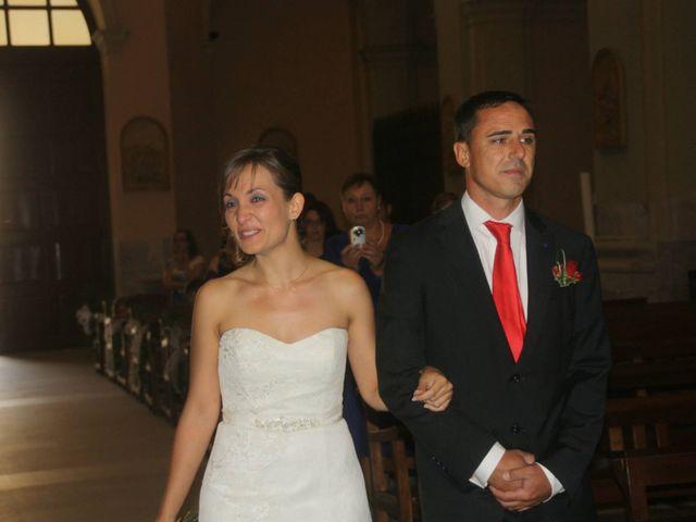 La boda de Nuri y Victor en Peralada, Girona 1