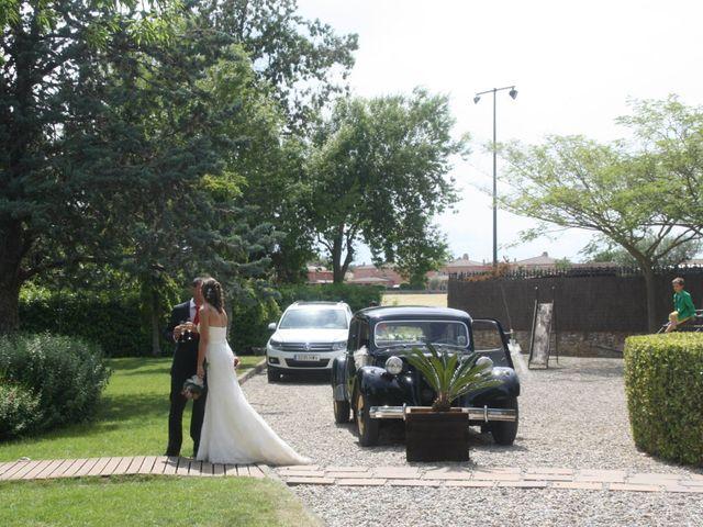 La boda de Nuri y Victor en Peralada, Girona 2