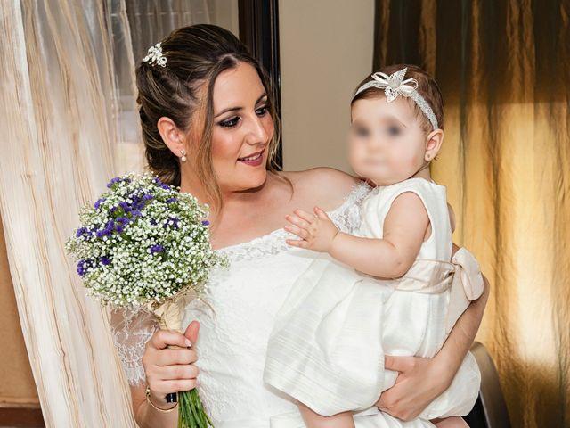 La boda de Ángel y Raquel en Cubas De La Sagra, Madrid 2