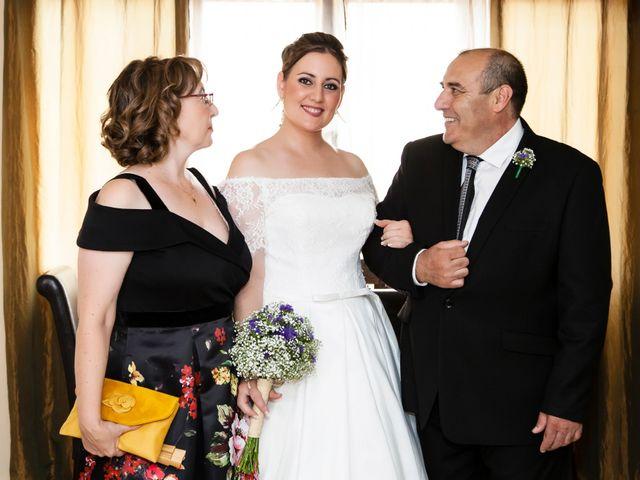 La boda de Ángel y Raquel en Cubas De La Sagra, Madrid 5
