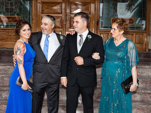 La boda de Ángel y Raquel en Cubas De La Sagra, Madrid 8